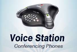 Polycom VoiceStation Conferencing Phones