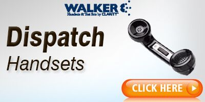 Walker Dispatch Handsets