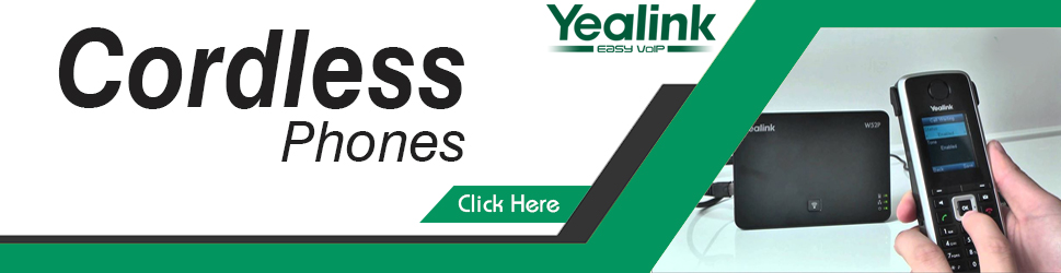 Yealink Cordless Phones