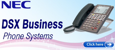 NEC DSX Business Phone Systems & Packages