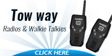 Uniden 2 Way Radios and Walkie Talkies