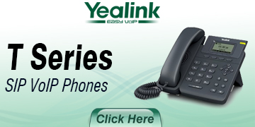 Yealink T Series SIP Voip Phones