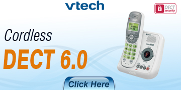 VTECH DECT6.0 Cordless Phones