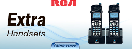 General Electric RCA Extra Handsets