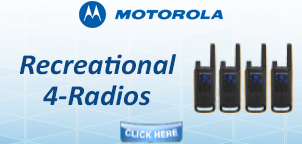 motorola-recreational-radios-with-4-radios-walkies-talkies