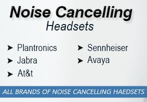 Noise Canceling Headsets for Sale