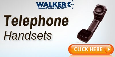 Walker Telephone Handsets