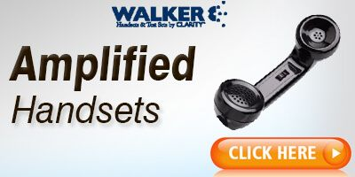 Walker Amplified Handsets