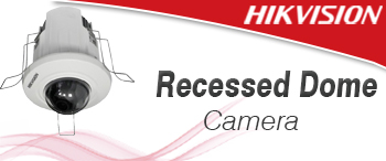 hikvision-network-recessed-dome-camera