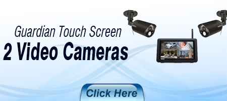 uniden-security-guardian-touch-screen-2-video-camera-surveillance-system