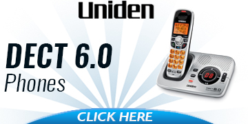 Uniden DECT6 Cordless Phones