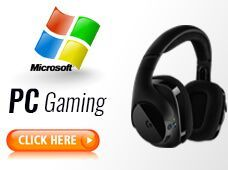 Microsoft PC Gaming Headset