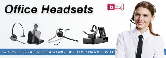 Office Headsets for Sale