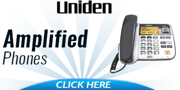 Uniden Amplified Phones