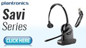 Plantronics Savi Series Headset