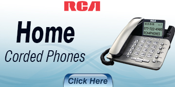 General Electric RCA Home Corded-Phones