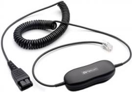 Jabra GN1200 QD Smart Cord 7 Coiled