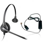 Plantronics SupraPlus HW251N with A10 Adapter
