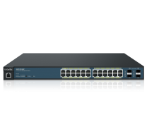 Neutron EWS 24-Port Managed Gigabit 185W PoE+ Switch