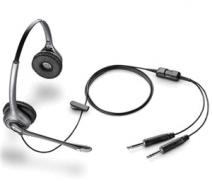 Plantronics MS260 Commercial Noise Canceling Microphone Aviation Headset