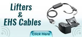 Lifters and EHS Cables