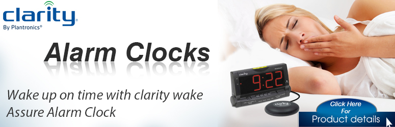 Clarity Alarm Clocks