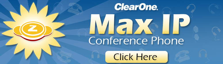 Clearone MAX IP Conference Phones