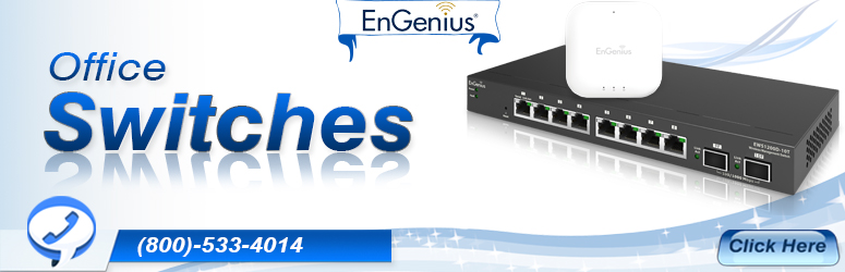Engenius Office Switches