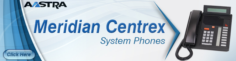 Aastra Meridian Centrex System Phones