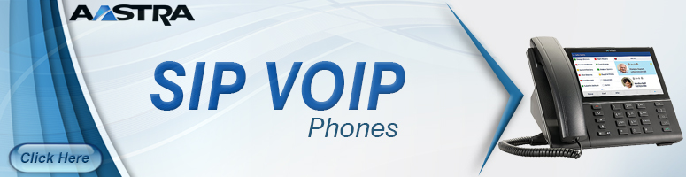 Aastra SIP VoIP Phones