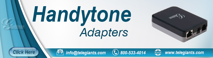 Grandstream Handytone Telephone Adaptors