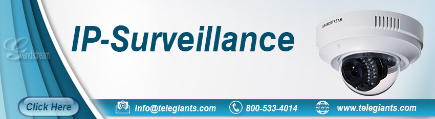 Grandstream IP Surveillance