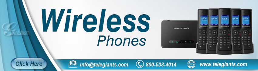 Grandstream Wireless Phones