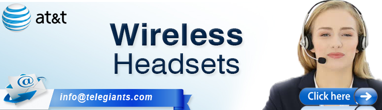 AT&T Wireless Headsets