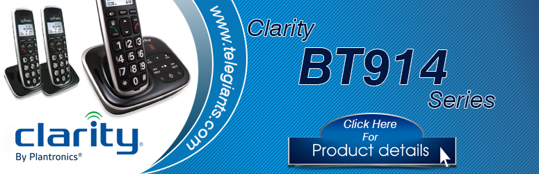 Clarity BT914 Series