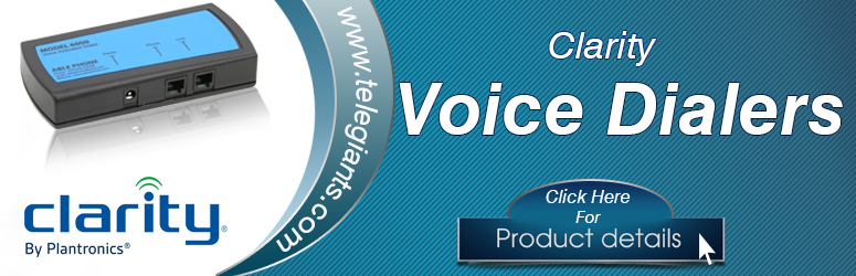 Clarity Voice Dialers