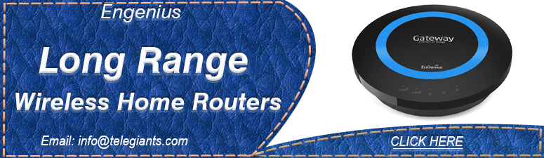 Engenius Long Range Wireless Home Routers