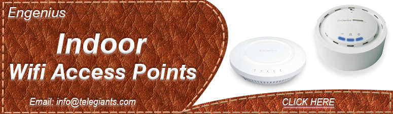 Engenius Indoor Wifi Access Points