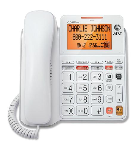 -at-t-cl4940-corded-answering-system-w-large-display