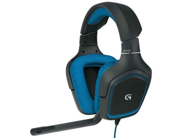 Logitech G430 Gaming Headset with Dolby 7.1 Surround Sound