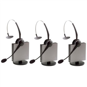 Jabra GN9125 Flex Mono 3 Pack HeadsetJabra / GN Netcom Wireless HeadsetsJabra / GN Netcom