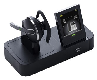 f77c6092ff7 ... Jabra Pro 9470 Mono Wireless Headset With LifterJabra / GN Netcom  Wireless HeadsetsJabra / GN Netcom