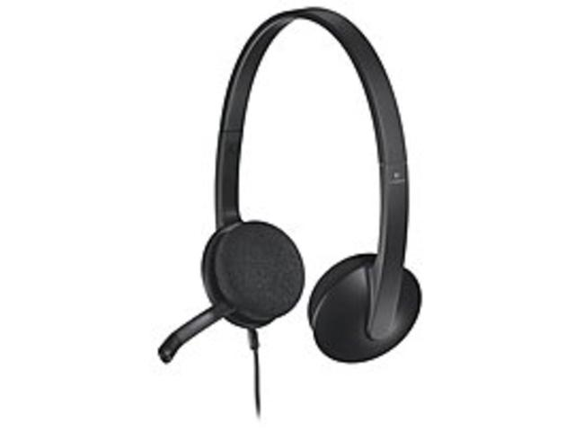 logitech-981-000507-h340-on-ear-headset---binaural---wired---usb---black