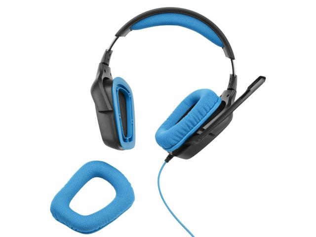 Logitech G430 Gaming Headset with Dolby 7 1 Surround Sound