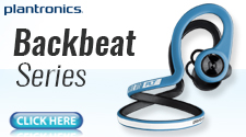 Plantronics Backbeat Series