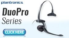 Plantronics DuoPro Series