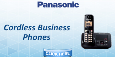 Panasonic Cordless Business Phones