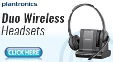 Duo Wireless Headset
