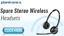 Spare Stereo Wireless Headset