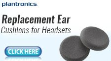 Replacement Ear Cushions for Headsets